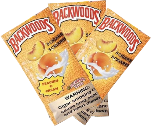 backwoods peaches and cream