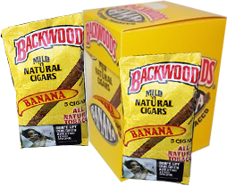 banana backwoods box