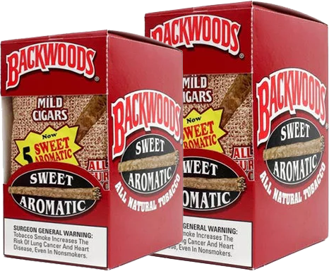 backwoods sweet aromatic box