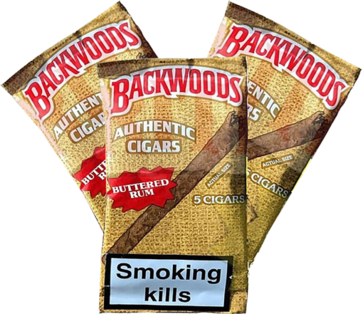 backwoods buttered rum