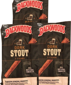 backwoods dark stout