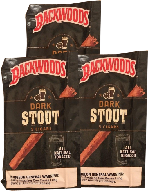 backwoods dark stout