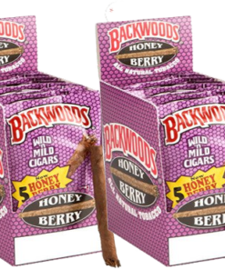 backwoods honey berry box