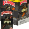 box of backwoods dark stout