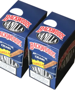 box of vanilla backwoods
