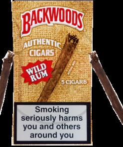 backwoods wild rum