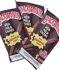 BACKWOODS WILD N MILD
