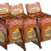 box of backwoods honey bourbon