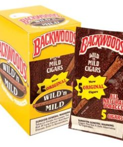 backwoods Original Mild N' Natural