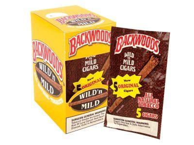 backwoods Original Mild N' Natural